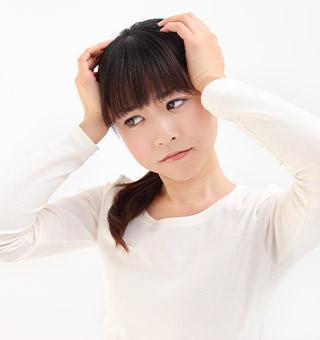ストレス・目の疲れ